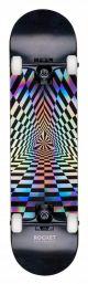 Rocket Complete Prism Foil Skateboard